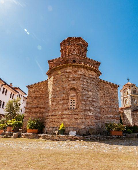 Манастир Св. Наум