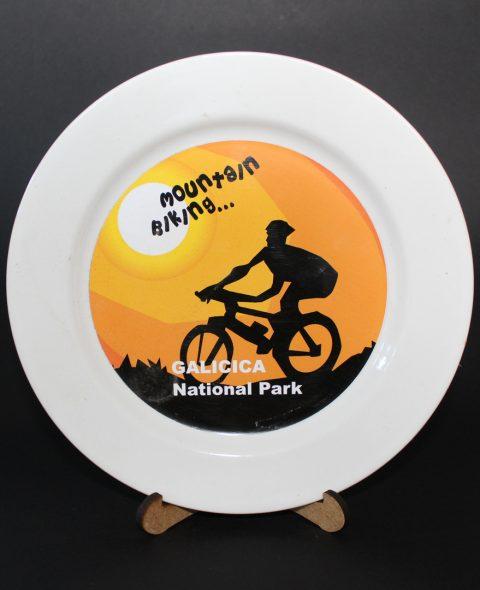 Чинии округли (Mountain biking)