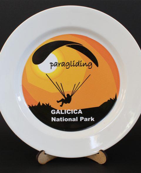 Чинии округли (Paragliding)