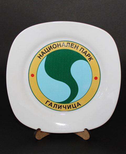 Чинии (Лого НП Галичица)