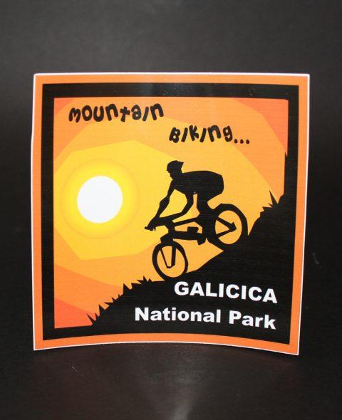 Налепници (Mountain biking)